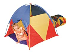 Fun A'La Mode Tent & Tunnel Combo
