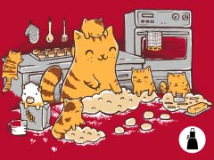 Makin' Biscuits Apron