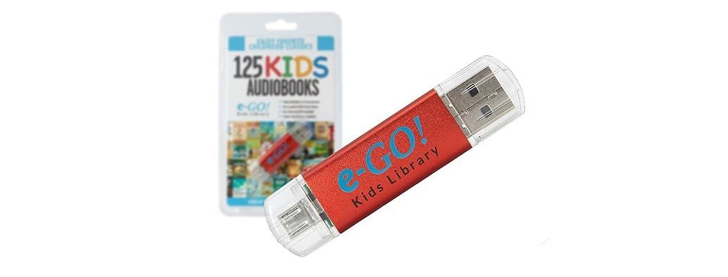 e-Go! Portable Children's AudioBooks