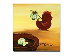 Leaving the Nest Canvas - 2 Sizes