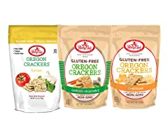 Gluten Free Crackers, 12 Count