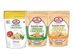 Gluten Free Crackers, 12 Count