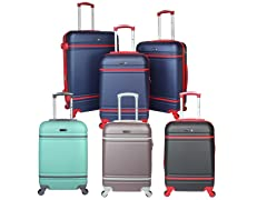 World Traveler 3-PC Spinner Luggage Set