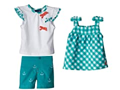 3-Piece Short Set (12M-18M)