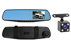 AE Mirror Dashcam and Rearview Camera