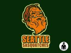 Seattle Sasquatches Pullover Hoodie