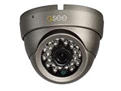 Weatherproof 700TVL Camera w/ 80' Night Vision