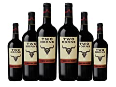 Two Horns Red Blend (6)