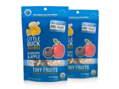 Organic Blueberry Apple Fruits - 2 Pk