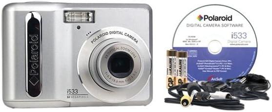 polaroid i533 5mp 3x optical 4x digital zoom camera rh woot com User Guide Template User Guide Icon