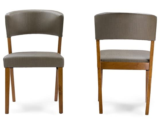 Set of montreal dining chairs