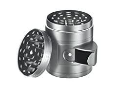 5-PC Herb Grinder w/ Easy Access Window