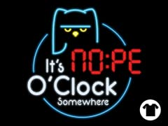 It's Nope o'clock
