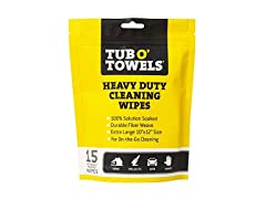 Heavy Duty Cleaning Wipes