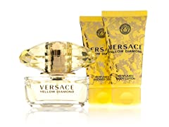 Versace Yellow Diamond Women's Gift Set