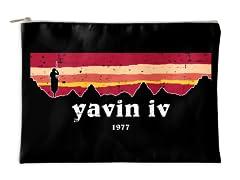 """Yavin IV"" Accessory Pouch"
