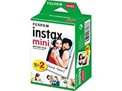 20ct Fujifilm Instax Mini Twin Pack