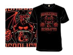 Dungeons & Deadlifts