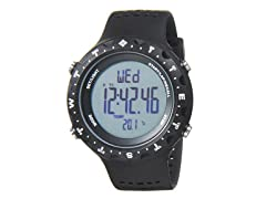 Singletrak Black Digital Watch
