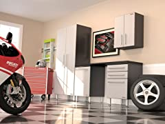 Ulti-MATE Garage PRO 5-Piece Storage Kit