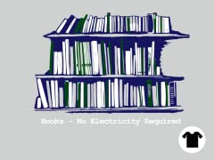 Books – No Electricity Required Remix