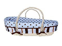 Trend Lab Max Moses Basket Set