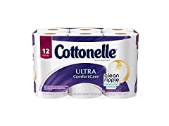 Cottonelle 48 Big Rolls Toilet Paper