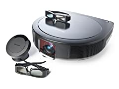 SHARP Full HD 3D/2D DLP Projector
