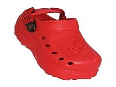 Red (Sizes Toddler 5 - Kids 3)