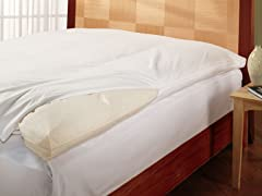375 TC Featherbed Protector - 5 Sizes