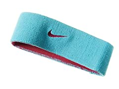 Premier Headband  - Teal/ Red