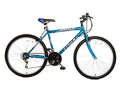 TITAN Pioneer Blue Mountain Bike