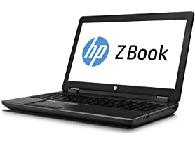 "HP ZBook 15"" Full-HD Intel i7 Quad Core Laptops"