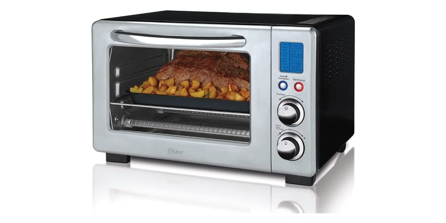 Oster Digital Countertop Oven E02 : Oster Digital Countertop Convection Oven - Home & Kitchen
