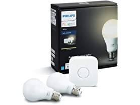 Philips Hue 2-White Bulb Starter Kit