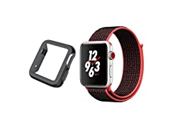 Apple Watch Nike+ Series 3 (GPS + Cellular) - 42mm