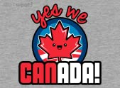 Yes We Canada!