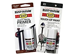 Rust-Oleum Stops Rust Touch-Up Paint, 0.45 oz