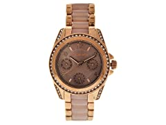 Michael Kors MK6175 Two Tone Bracelet Watch