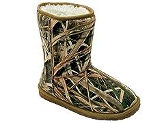 "Women's Mossy Oak 9"" Boots - SG Blades"