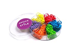 Office + Style Rubber Bands - 3 Pack