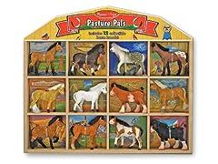 Pasture Pals 12-Horse Set