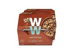 WW Maple Brown Sugar Instant Oatmeal