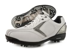 Men's Hyperbolic XL Shoes White/Silver