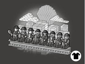Bricks Workers