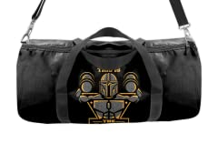 """This is the Gym"" Duffle Bag"