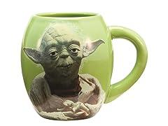 Yoda 18 oz. Ceramic Mug