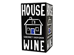 House Wine Cabernet Sauvignon, 3L Box (3)