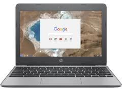 "HP 11"" Intel 16GB SSD Touchscreen Chromebook"