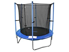 7.5 Ft Trampoline & Enclosure